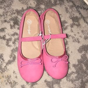 Cat&Jack shoes for girl size 12